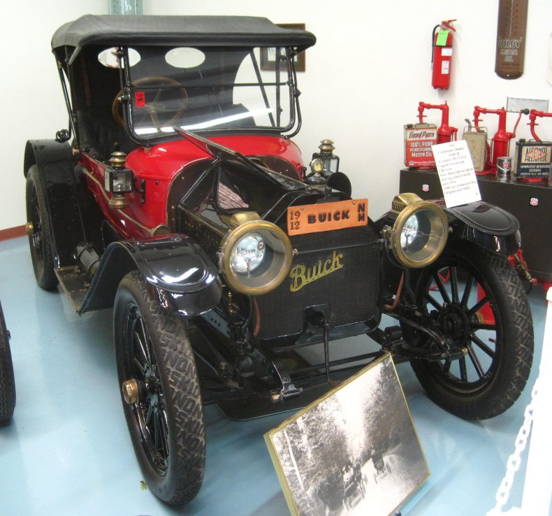 1912 Buick Model 28 | Photos | J&R Vintage Autos