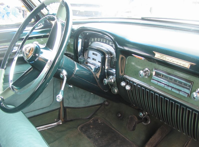 Chevy Colorado Interior >> 1953 Cadillac Fleetwood - Photos and Video