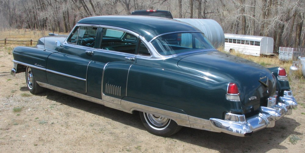 1953 Cadillac Fleetwood Photos And Video