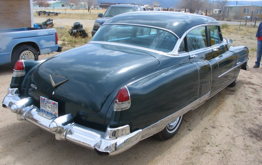 Lifted Chevy Colorado >> 1953 Cadillac Fleetwood - Photos and Video