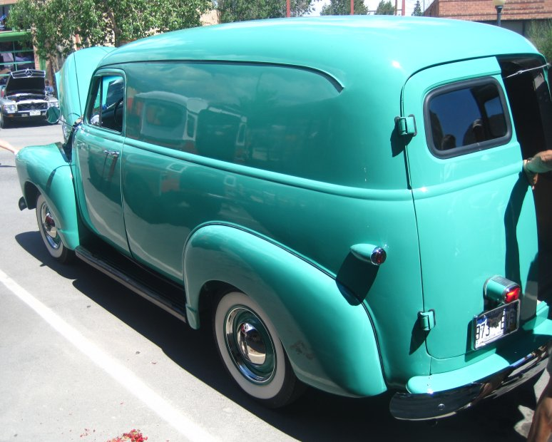 Webb Chevrolet >> 1950 Chevy Panel Trucks For Sale By Owner | Autos Post