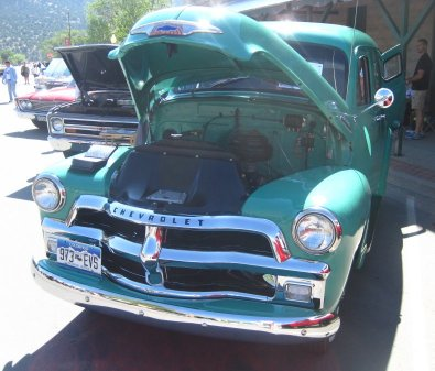 1954 Chevrolet Panel Delivery Truck