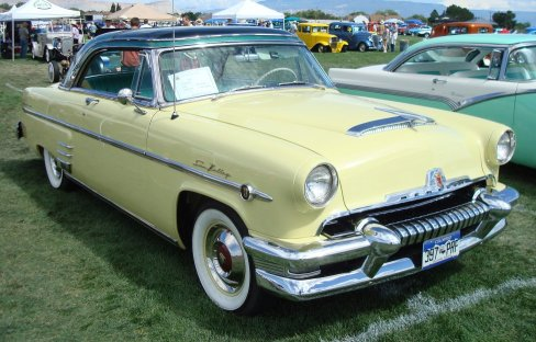 1954 Mercury Sun Valley