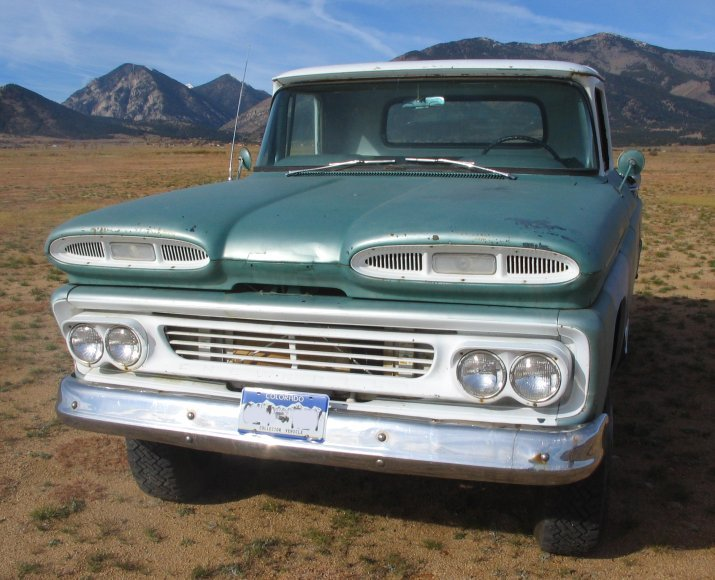 chevy trucks 1960