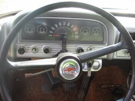 1990 Chevrolet Truck Steering Wheel