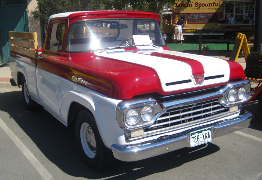 1960 Ford F100 Truck