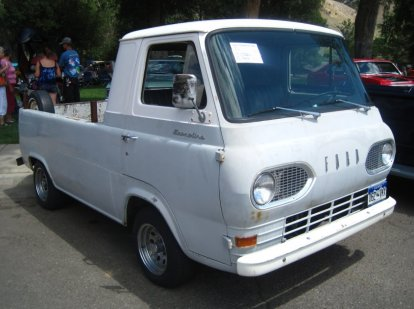 1961 Ford Econoline Truck