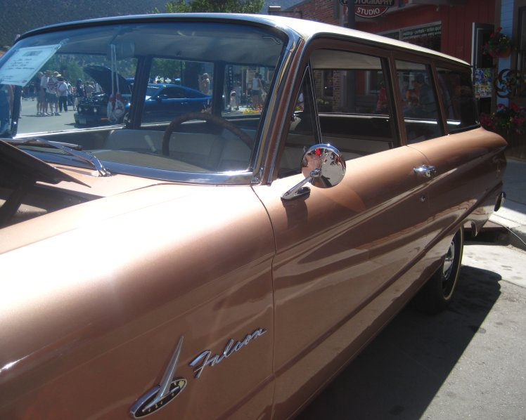 1963 Ford Falcon Two-Door Station Wagon - Photos