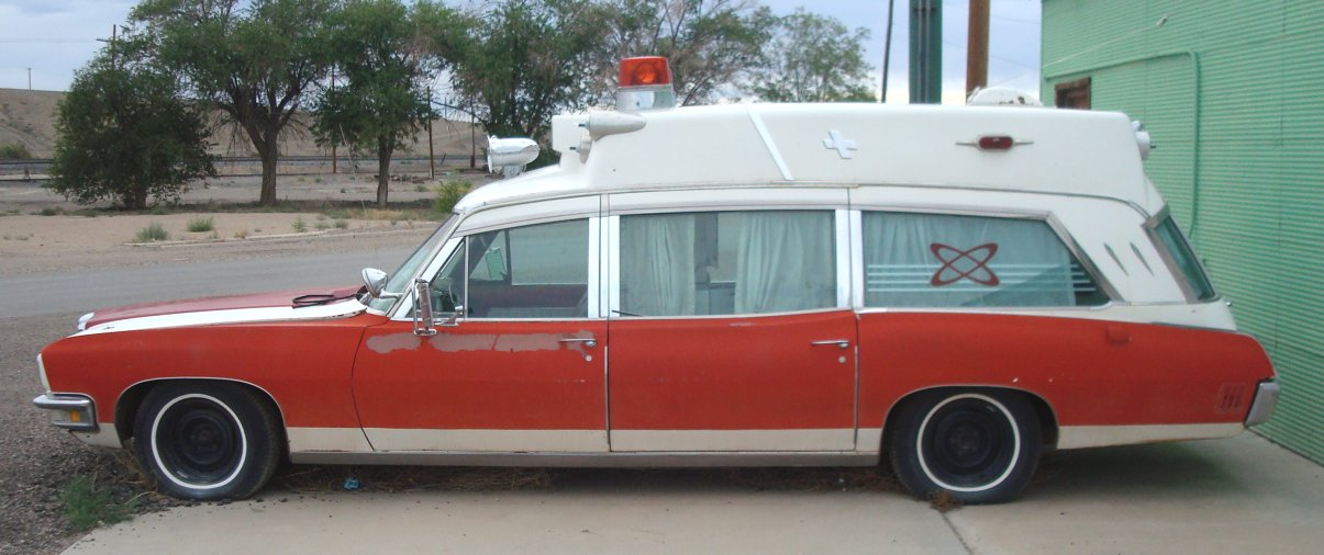 1970 Pontiac Bonneville Ambulance Photos And Video