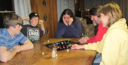 Aggravation Board Game