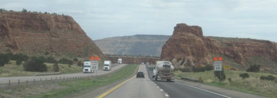 Interstate 40 New Mexico