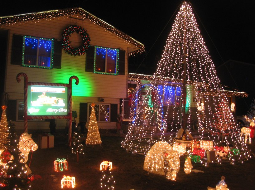 Best Christmas Lights Displays In Colorado Springs