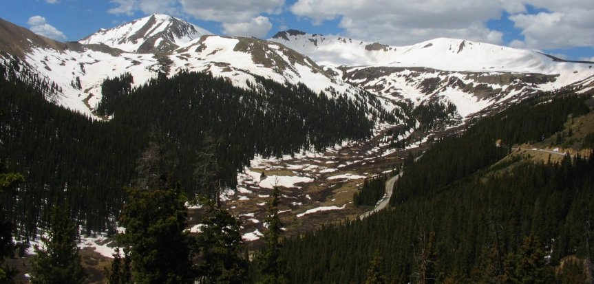 Independence Pass Area