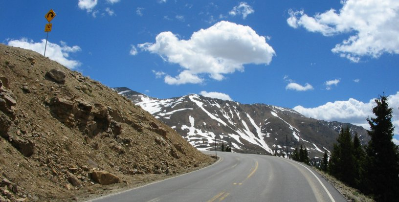 Independnece Pass Road
