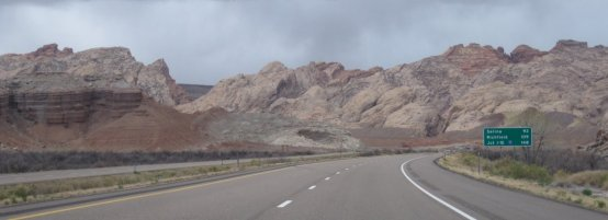Interstate 70 Utah