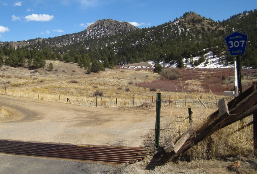 Chaffee County Road 307