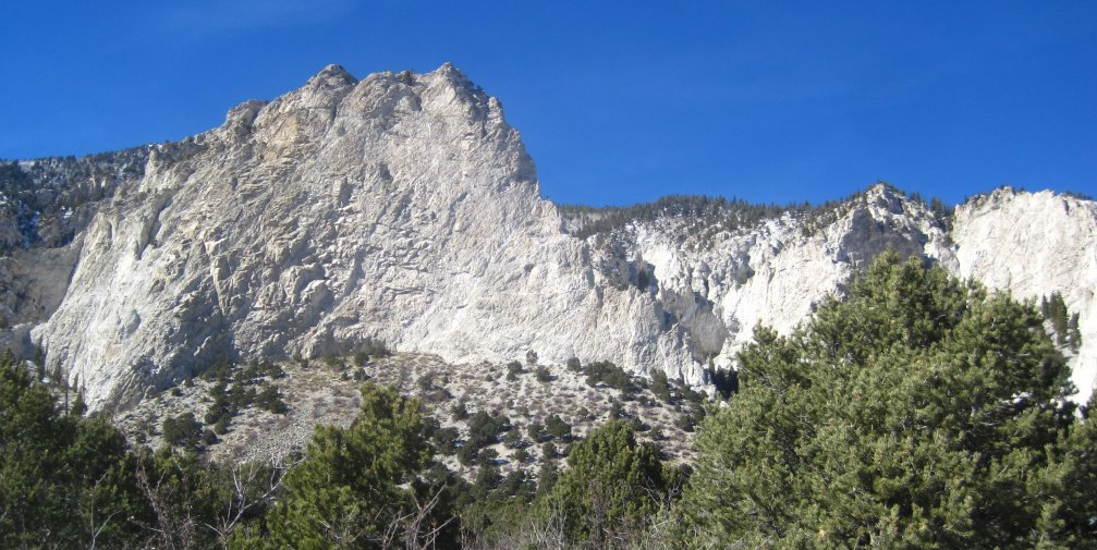 Chalk Cliffs, CO