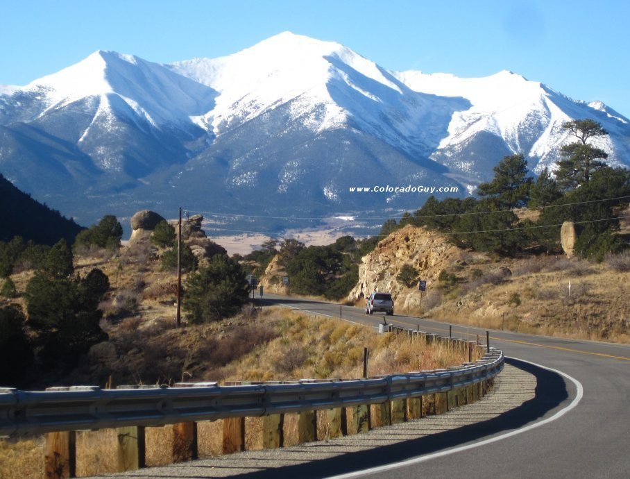 Colorado Images - Mountain Photos In Chaffee County, Colorado