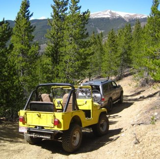 Colorado 4WD Trail