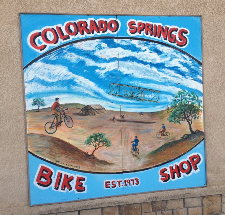 Colorado Springs Bike Shop