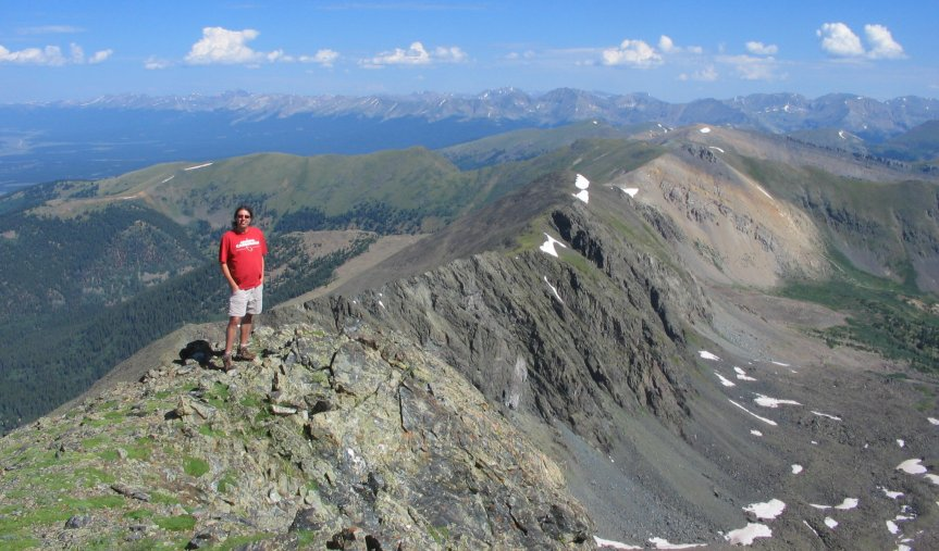 Emma Burr Mountain