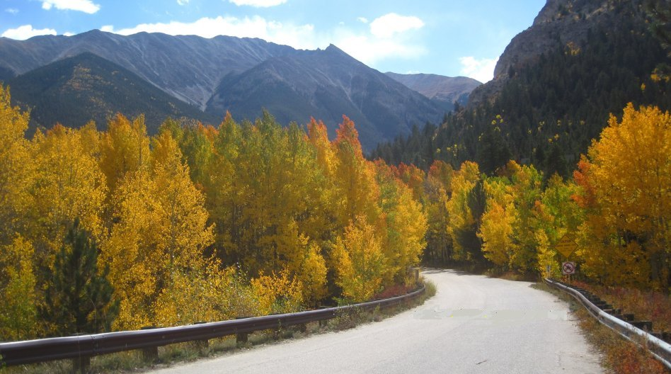 Colorado Fall Scenery