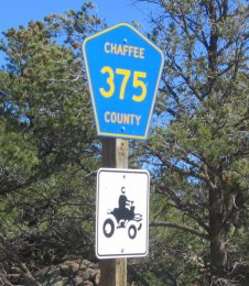 Chaffee County Road 375