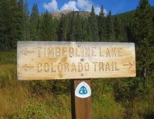 Timberline Lake Trailhead