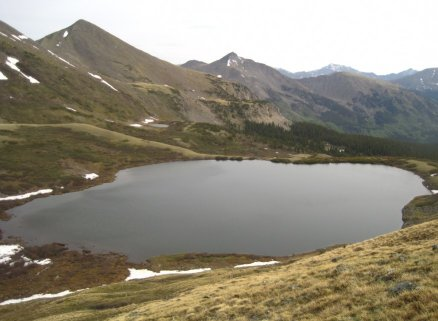 Ptarmigan Lake, CO