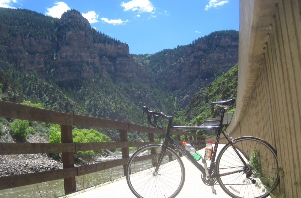 Glenwood Canyon Bicycle Trail