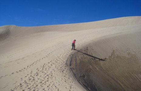 Great Sand Dunes Hike