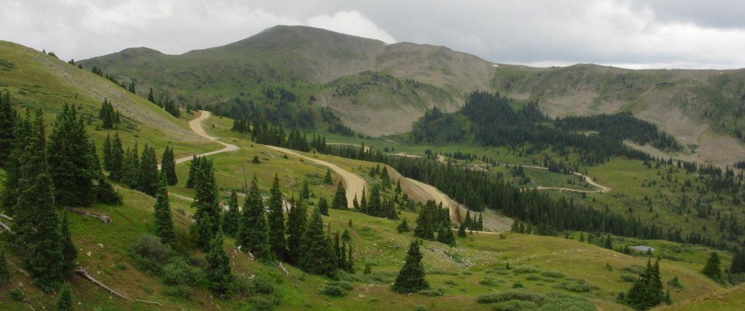 Cottonwood Pass Area