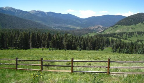 Cuchara, Colorado Overlook