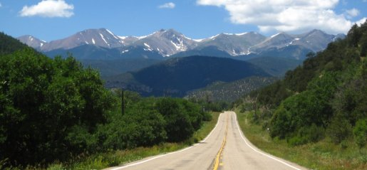 Highway of Legends, Colorado