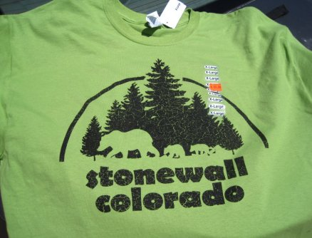 Stonewall, CO t-shirt