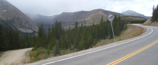 Hoosier Pass, CO
