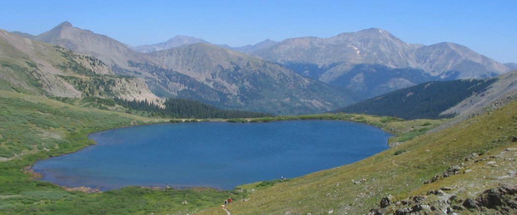 Ptarmigan Lake, Colorado