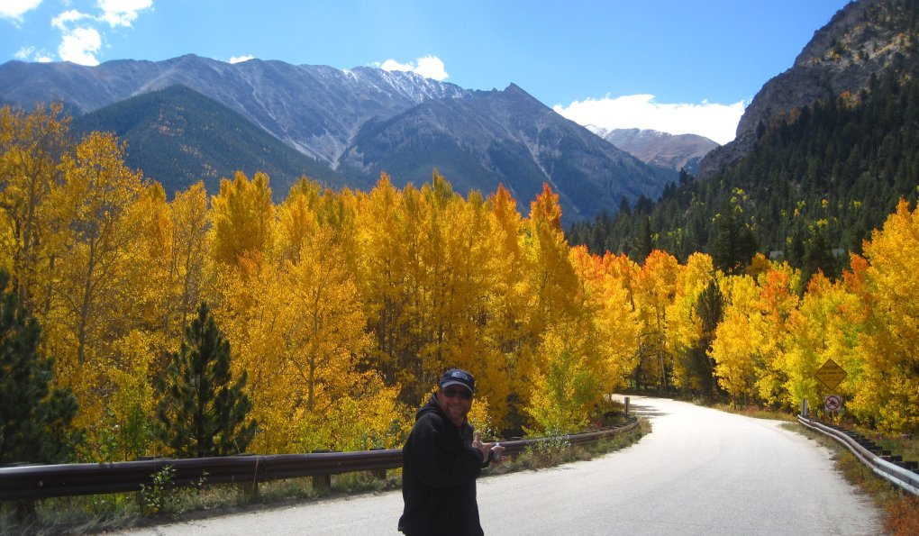 Colorado Fall Foliage Tour