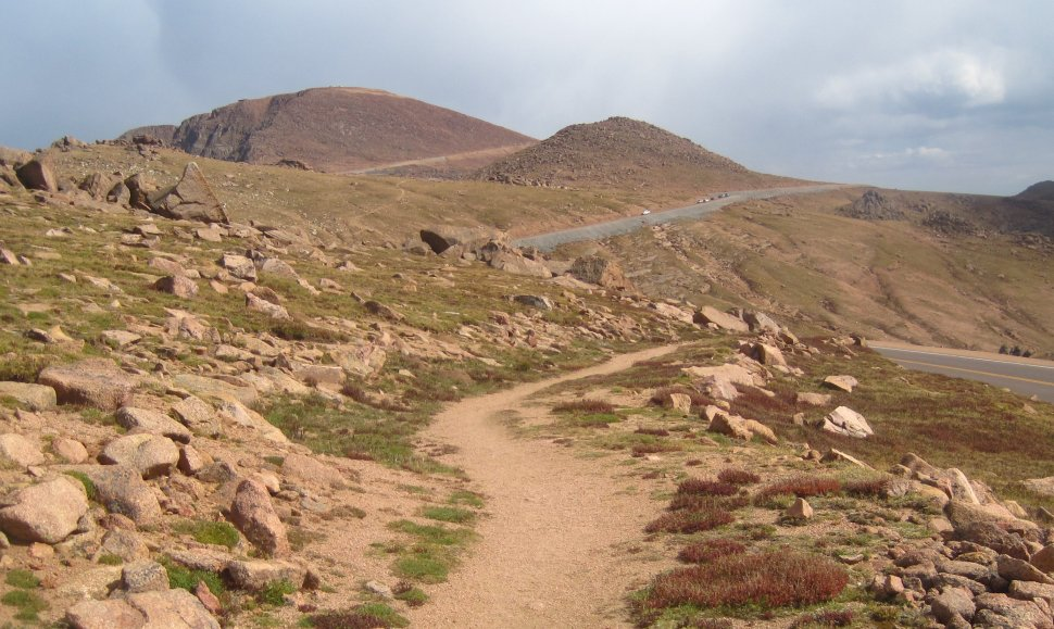 Trail To Pikes Peak