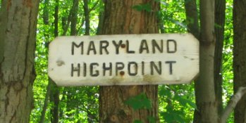 Maryland Highest Point