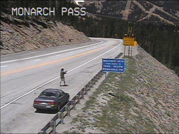 Monarch Pass Webcam