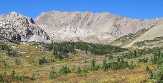 Mount Harvard, Colorado