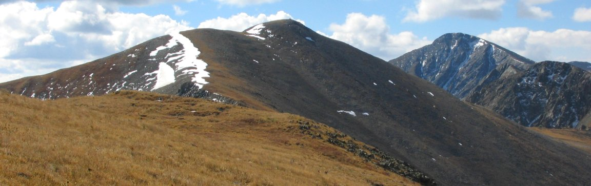 Mt. Kreutzer, CO