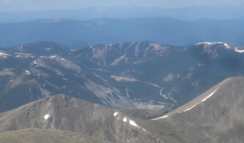 Monarch Mountain Ski Area