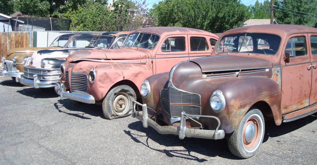 Orvals Used Cars  Classic Car Collectibles in Delta Colorado