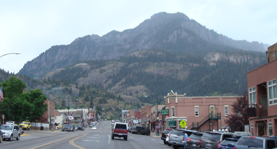 ouray guys Established in the late 1870s during gold and silver strikes, ouray survived those boom-and-bust days because it's such a wonderful place to relax natural hot springs feed the ouray town.