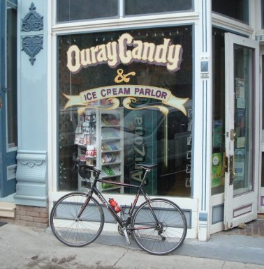 Ouray Candy Ice Cream Parlor