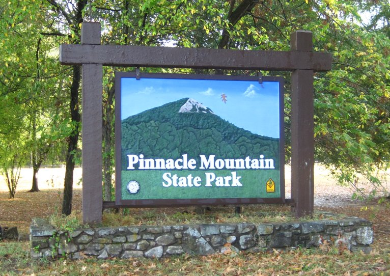 Pinnacle Mountain State Park, AR