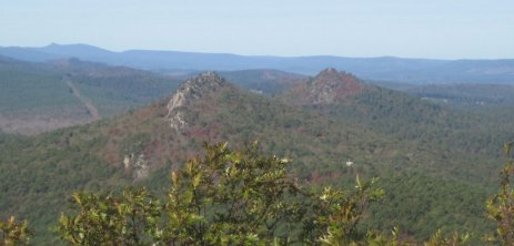 Maumelle Pinnacles