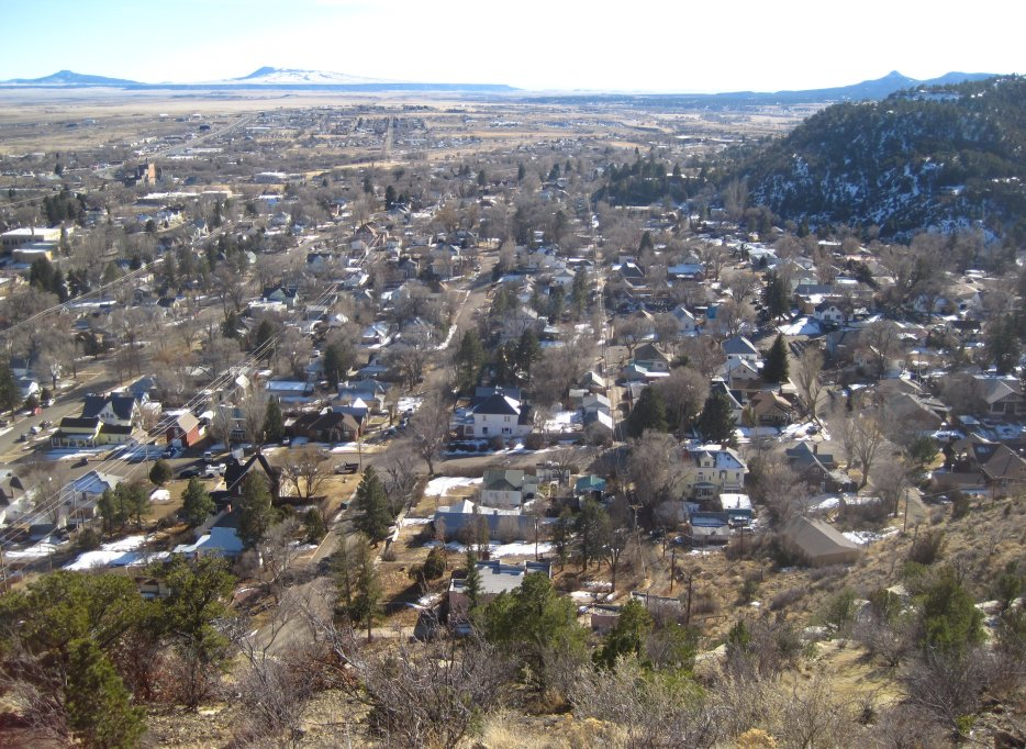 Goat Hill in Raton, NM